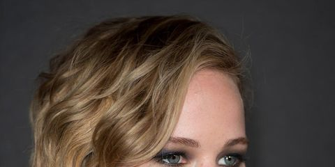 Lip, Smile, Hairstyle, Earrings, Chin, Forehead, Eyebrow, Eyelash, Style, Sleeveless shirt,