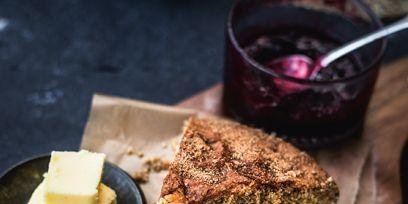 Food, Cuisine, Tableware, Ingredient, Dessert, Dish, Plate, Baked goods, Serveware, Sweetness,