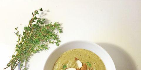 Food, Ingredient, Dishware, Cuisine, Recipe, Serveware, Dish, Garnish, Vegetarian food, Circle,