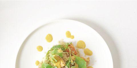 Food, Dishware, Cuisine, Garnish, Recipe, Ingredient, Serveware, Dish, Circle, Produce,