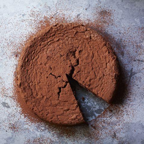Gluten-free chocolate and cinnamon torte recipe