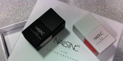 Vvb Victoria Beckham For Nails Inc Beauty News
