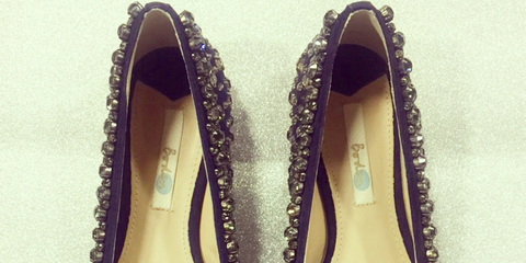 Footwear, Product, Fashion, Tan, Beige, Natural material, Ballet flat, Dancing shoe, Basic pump, Dress shoe,