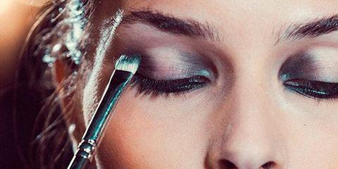 Finger, Lip, Brown, Skin, Forehead, Eyelash, Eyebrow, Eye shadow, Style, Beauty,
