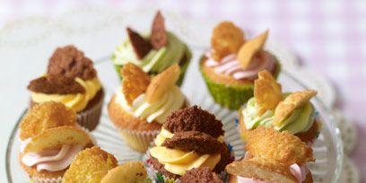 Food, Serveware, Finger food, Cuisine, Ingredient, Dishware, Dessert, Baked goods, Sweetness, Snack,