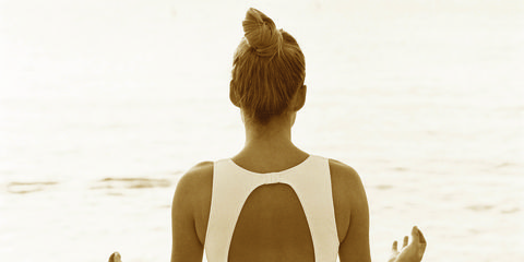 People in nature, Back, People on beach, Sand, Beach, Undergarment,