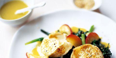 Food, Serveware, Dishware, Ingredient, Cuisine, Tableware, Breakfast, Produce, Fines herbes, Leaf vegetable,