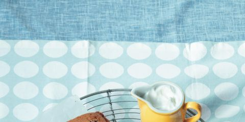 Serveware, Food, Dishware, Finger food, Bread, Cuisine, Plate, Baked goods, Tableware, Dish,