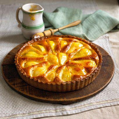 Dish, Food, Cuisine, Ingredient, Baked goods, Dessert, Custard pie, Custard tart, Tart, Pastry,