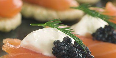 Food, Cuisine, Ingredient, Orange, Dish, Finger food, Caviar, Produce, Dessert, Lox,