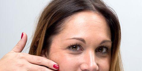 Lip, Cheek, Finger, Skin, Hairstyle, Chin, Forehead, Eyelash, Eyebrow, Tooth,