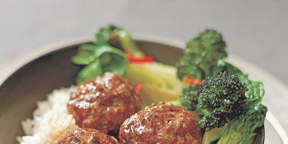 Food, Cuisine, Ingredient, Dish, Leaf vegetable, Recipe, Meat, Dishware, Produce, Broccoli,