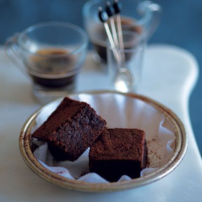 coffee and chocolate brownie recipe