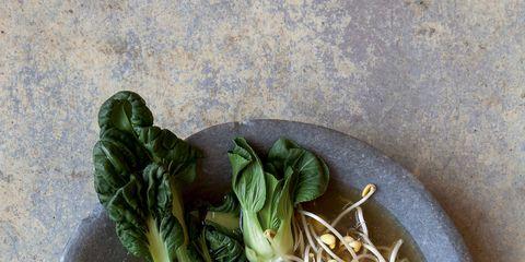 Food, Ingredient, Leaf vegetable, Cuisine, Garnish, Recipe, Dish, Meat, Produce, Tataki,