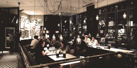 Lighting, Restaurant, Customer, Barware, Drinking establishment, Light fixture, Tavern, Business, Bar, Pub,