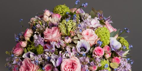 Bouquet, Flower, Petal, Cut flowers, Floristry, Purple, Pink, Flower Arranging, Floral design, Rose family,