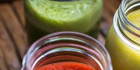 Green, Ingredient, Condiment, Liquid, Vegetable juice, Mason jar, Juice, Sauces, Coquelicot, Whole food,