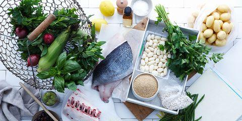 Food, Ingredient, Produce, Food group, Dishware, Vegetable, Tableware, Natural foods, Vegan nutrition, Whole food,