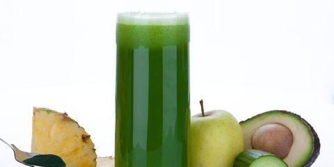 Green, Fruit, Produce, Food, Lemon, Citrus, Tableware, Drink, Ingredient, Aojiru,