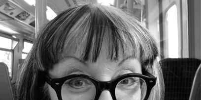 Eyewear, Glasses, Vision care, Hairstyle, Eyebrow, Mammal, Jewellery, Selfie, Cool, Eye glass accessory,