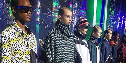 Fashion, Street fashion, Curtain, Sunglasses, Goggles, Fashion design, One-piece garment, Day dress, Tradition,