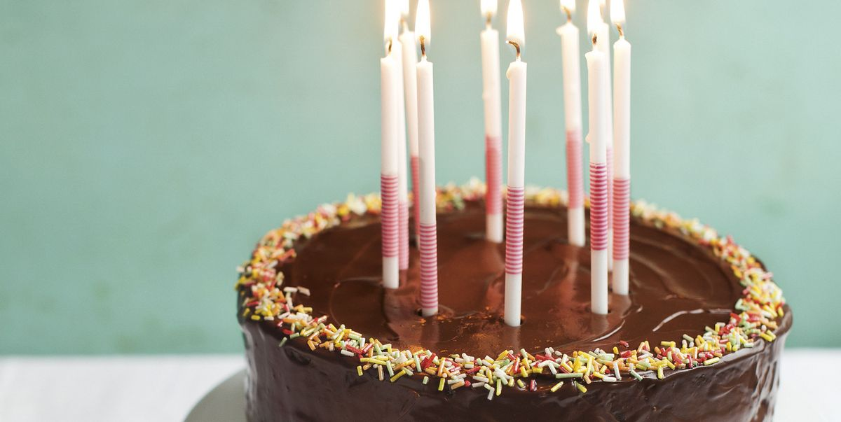Dairy Free Chocolate Birthday Cake Recipe