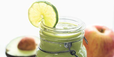 Green, Fruit, Produce, Lemon, Citrus, Food, Ingredient, Leaf, Natural foods, Drink,