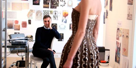 Shoulder, Waist, Dress, Fashion, Strapless dress, One-piece garment, Back, Day dress, Fashion design, Cocktail dress,