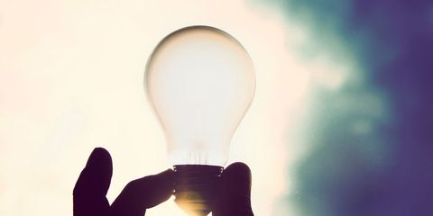 Finger, Atmosphere, Backlighting, Safety glove, Light bulb, Thumb, Gesture, Incandescent light bulb, Silhouette, Glove,