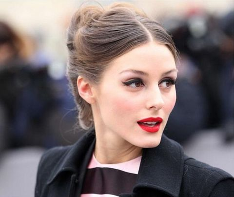 4758de16e3d6 image. Getty Images. We all love the idea of a red lipstick to ...