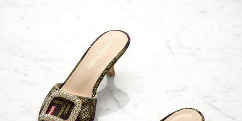 Footwear, High heels, Brown, Sandal, Basic pump, Fashion, Beauty, Tan, Beige, Bridal shoe,