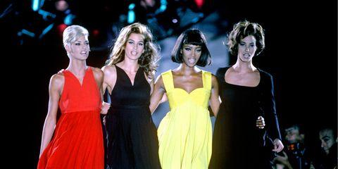 Dress, One-piece garment, Cocktail dress, Formal wear, Style, Day dress, Fashion model, Fashion, Waist, Strapless dress,