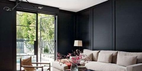 Room, Interior design, Wood, Floor, Property, Wall, Living room, Furniture, Couch, Flooring,