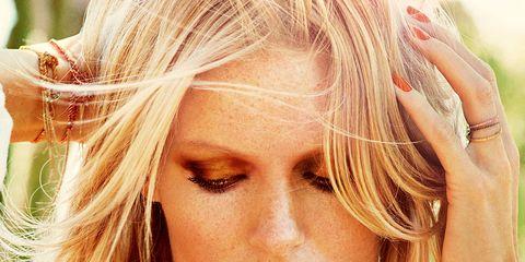 Hair, Nose, Mouth, Lip, Hairstyle, Skin, Chin, Eyebrow, Eyelash, Style,