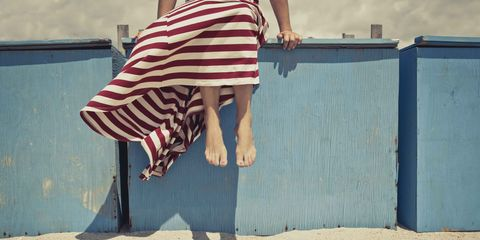 Blue, Flag of the united states, Tints and shades, Shadow, Flag, Flag Day (USA), Ankle, Independence day,