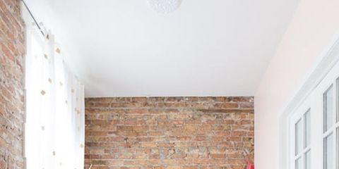 Wood, Floor, Room, Flooring, Interior design, Wall, Shelving, Ceiling, Hardwood, Interior design,