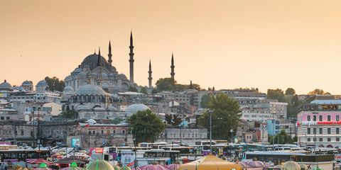 Transport, Waterway, Watercraft, City, Boat, Tourism, Travel, Dome, Spire, Byzantine architecture,