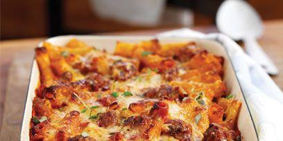 Food, Dish, Ingredient, Casserole, Recipe, Lasagne, Cuisine, Comfort food, Gratin, Baked goods,