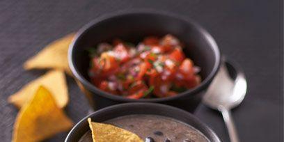 Food, Cuisine, Ingredient, Recipe, Dish, Produce, Garnish, Bowl, Kitchen utensil, Pico de gallo,