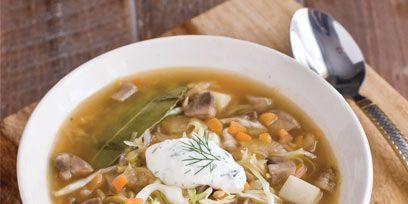 Food, Soup, Cuisine, Ingredient, Dish, Recipe, Serveware, Dishware, Bowl, Comfort food,