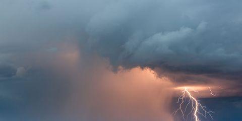 Nature, Sky, Daytime, Natural environment, Natural landscape, Cloud, Atmosphere, Landscape, Atmospheric phenomenon, Storm,