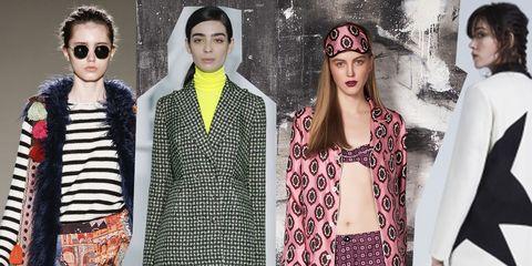 Clothing, Outerwear, Style, Hat, Pattern, Street fashion, Fashion, Carpet, Blazer, Fashion model,