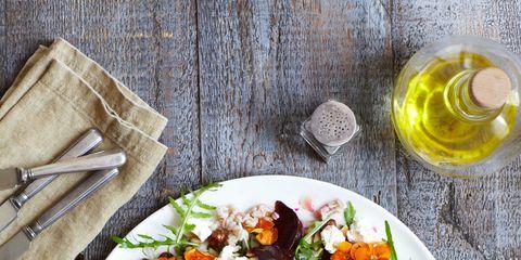 Food, Cuisine, Ingredient, Dish, Leaf vegetable, Recipe, Dishware, Serveware, Meal, Salad,