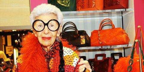 Eyewear, Glasses, Bag, Fashion accessory, Fashion, Luggage and bags, Fur, Costume, Shoulder bag, Coquelicot,