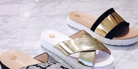 Footwear, Product, Shoe, Photograph, White, Beauty, Purple, Tan, Fashion, Lavender,