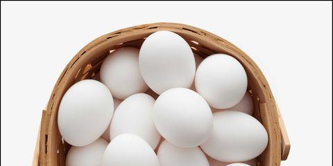 Brown, Wood, Ingredient, Egg, Food, Egg, Oval, Tan, Beige, Natural material,