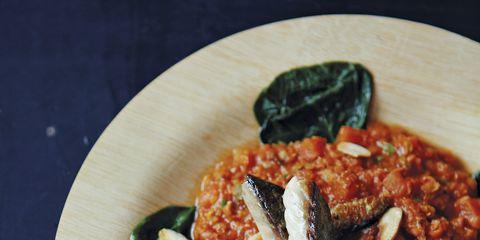 Food, Ingredient, Cuisine, Tableware, Dishware, Recipe, Dish, Meat, Plate, Garnish,
