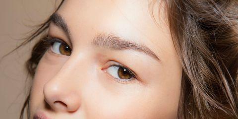 Lip, Cheek, Brown, Hairstyle, Skin, Eye, Chin, Forehead, Eyelash, Eyebrow,