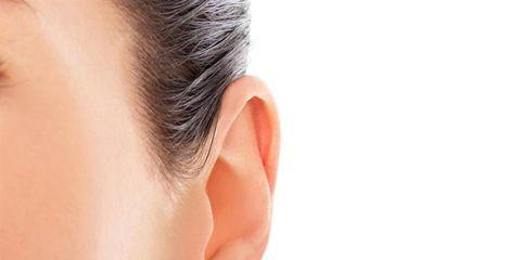 Ear, Earrings, Lip, Cheek, Jewellery, Hairstyle, Skin, Chin, Forehead, Body piercing,