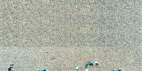 Turquoise, Aqua, Sand,